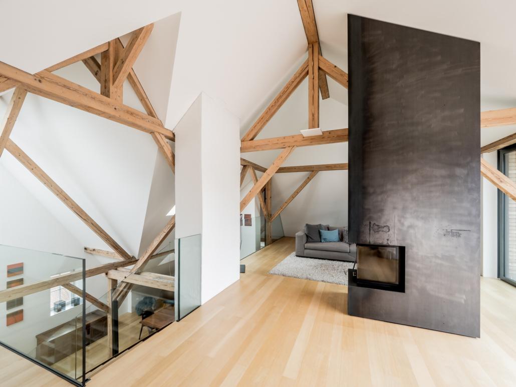 Dachgeschoss Ausbau Innsbruck
