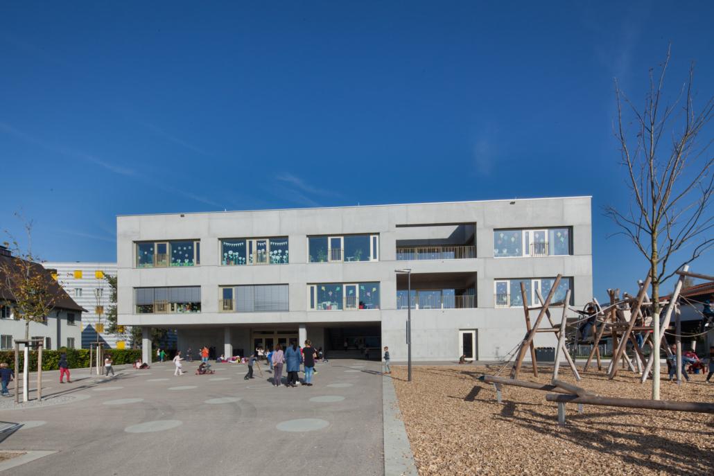 Schule Schendlingen Bregenz